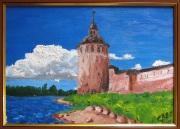 Кирилло -Белозерский монастырь